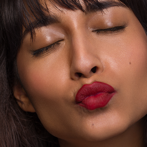 Red lipstick for your skin tone and undertone