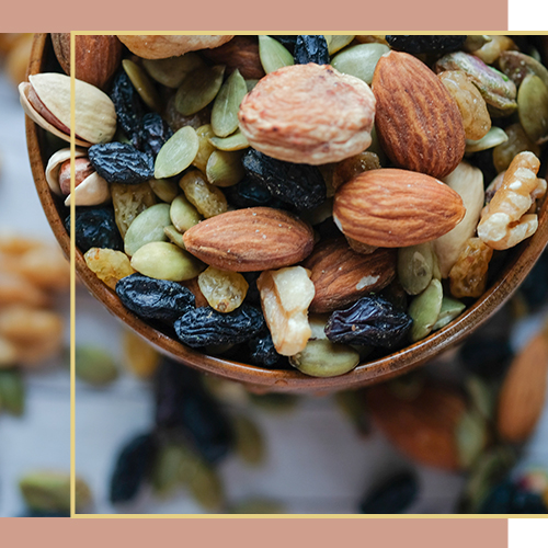 Foods for healthy hair 3