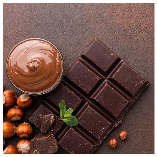 Chocolate for beautiful skin