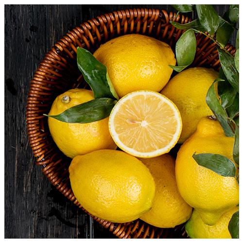 eat lemons for glowing skin