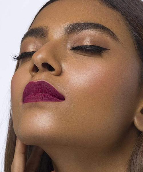 Matte Attack Transferproof Lipstick 03 The Grandberries
