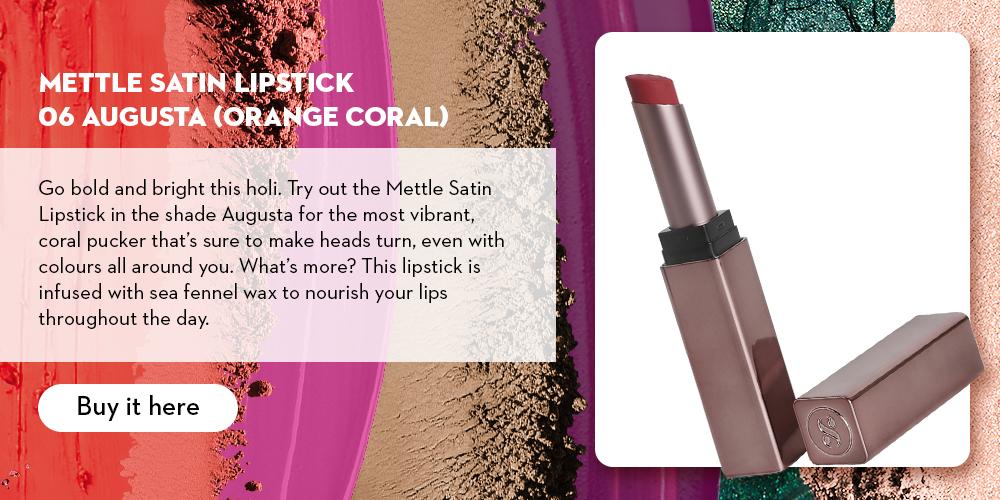 Mettle Satin Lipstick 06 Augusta
