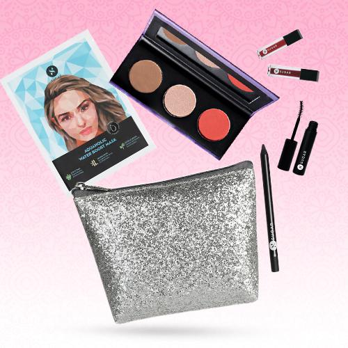 SUGAR Everyday Makeup Kit