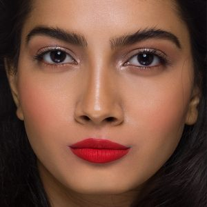 Scarlet Lipstick Shade