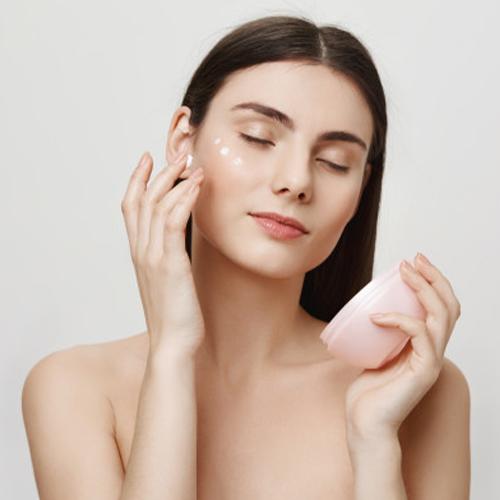 Skincare routine