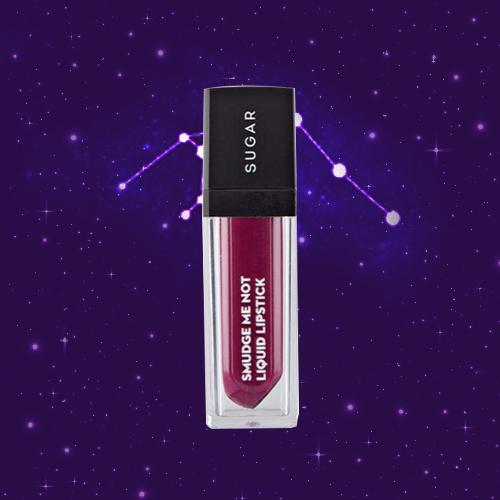 The best lipstick for Aquarius