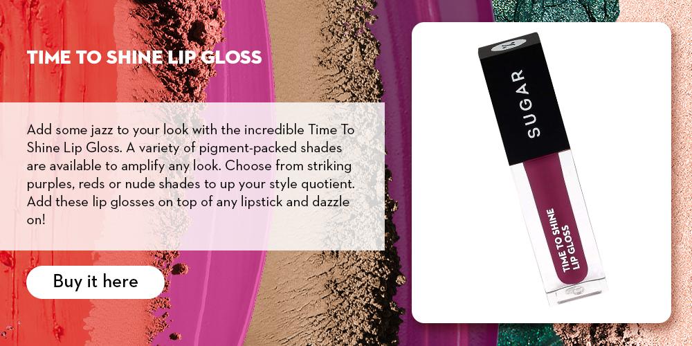 Time To Shine Lip Gloss