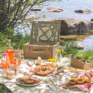 A chill picnic