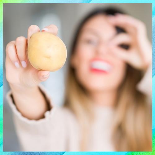 Reduce Dark Circles with Potatoes