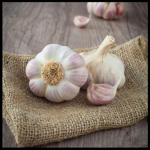 Garlic to boost skin's glow