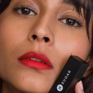 SUGAR orange Lipstick