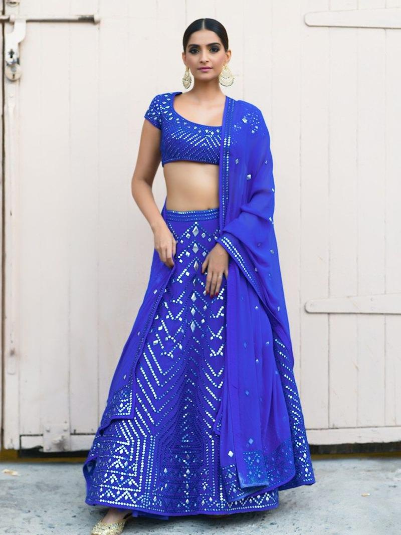 Celeb Inspired Indian Bridesmaid Looks (1)