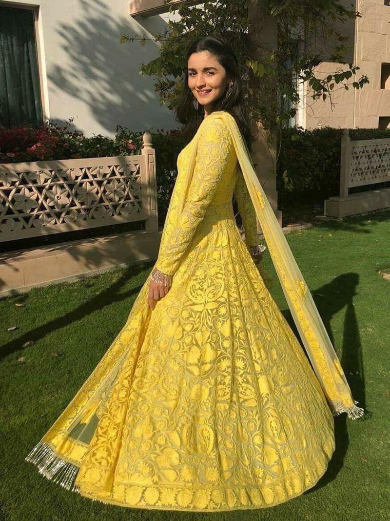Celeb Inspired Indian Bridesmaid Looks 5
