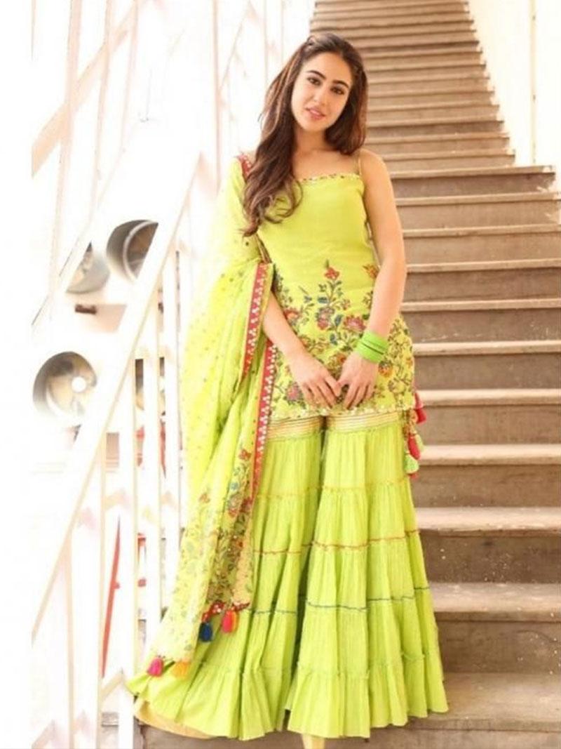 Celeb Inspired Indian Bridesmaid Looks 6