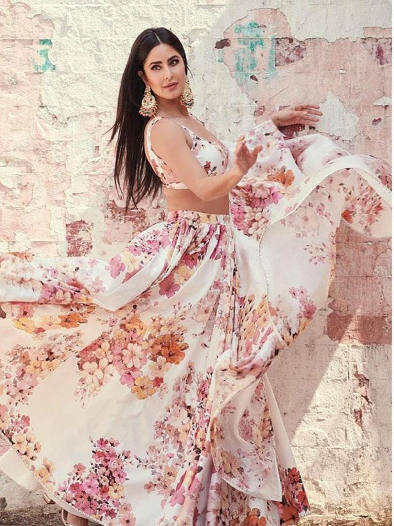 Celeb Inspired Indian Bridesmaid Looks 7