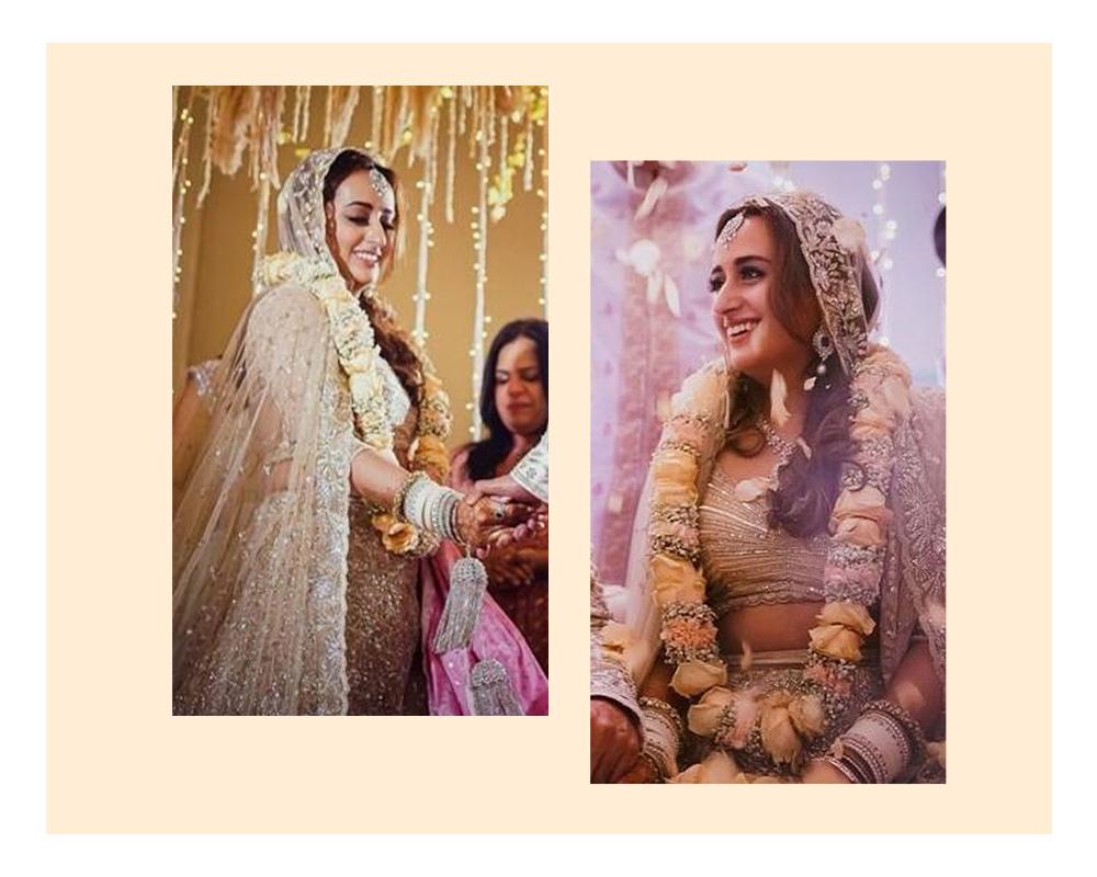 Natasha Dalal wedding look