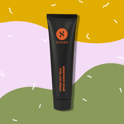 SUGAR Citrus Got Real SPF30 Sunscreen