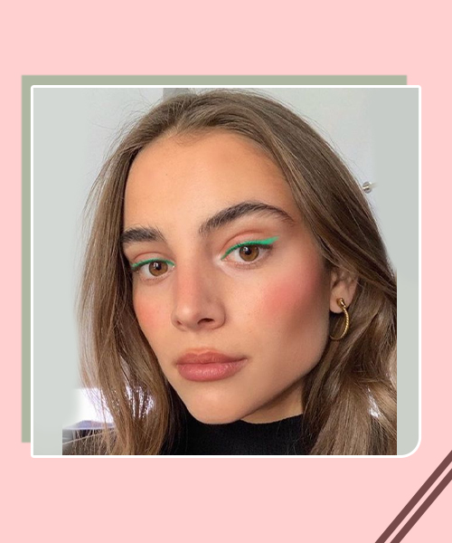 8 Vibrant Eyeliner Makeup Looks To Try Sub-IMG_1