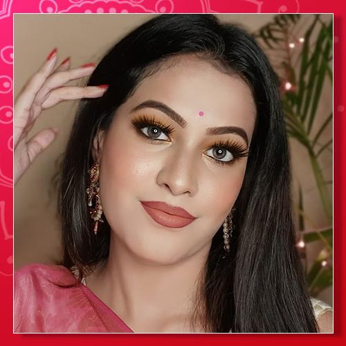 9 Amazing Navratri Eye Makeup Looks 5-5