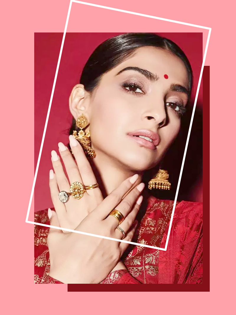 Best Makeup Ideas For Karwa Chauth 4